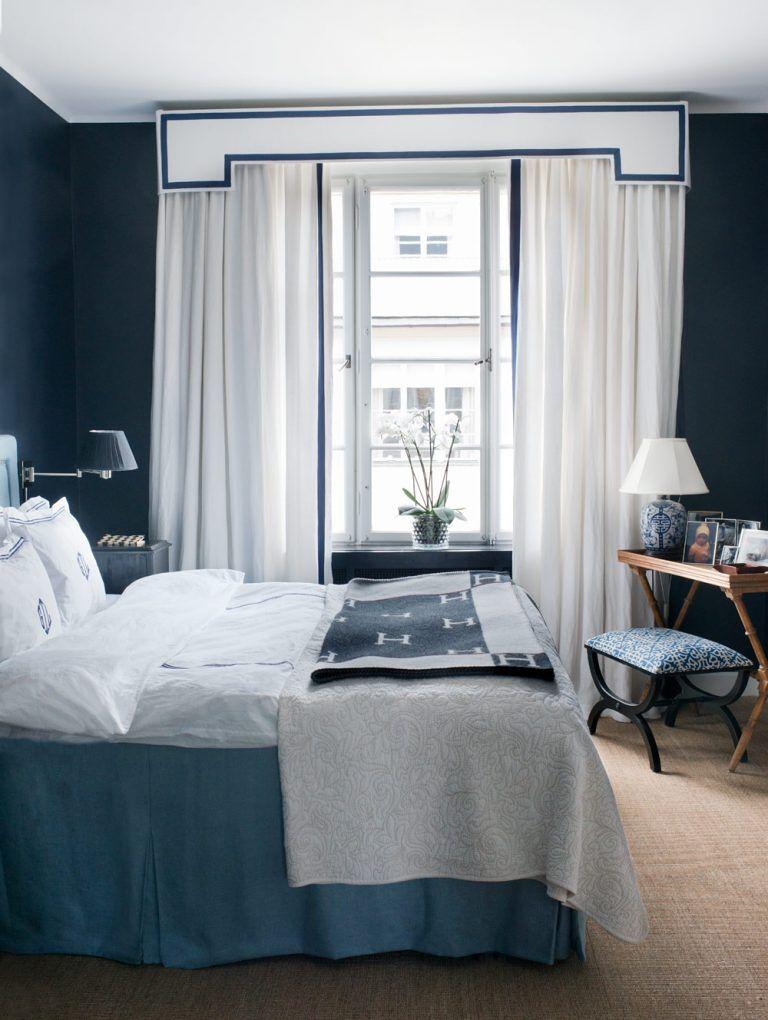 blogg hotellstil sovrum