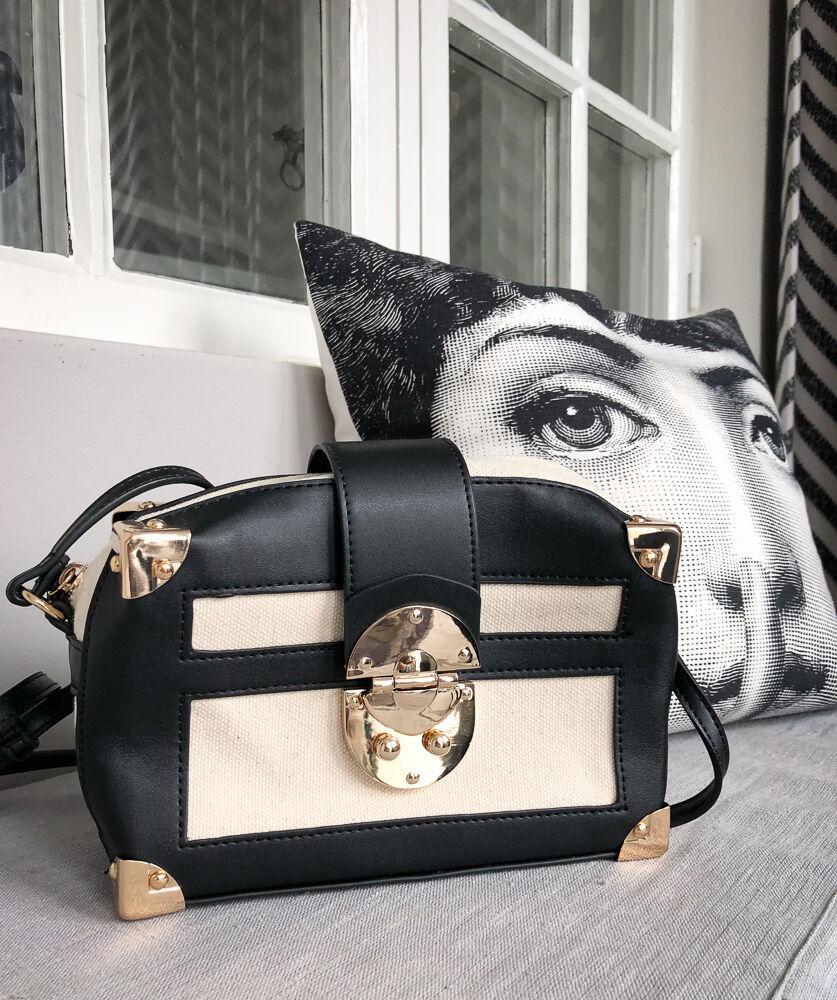 A´maries blogg: Gör en väska med trä och läder. | Väskor