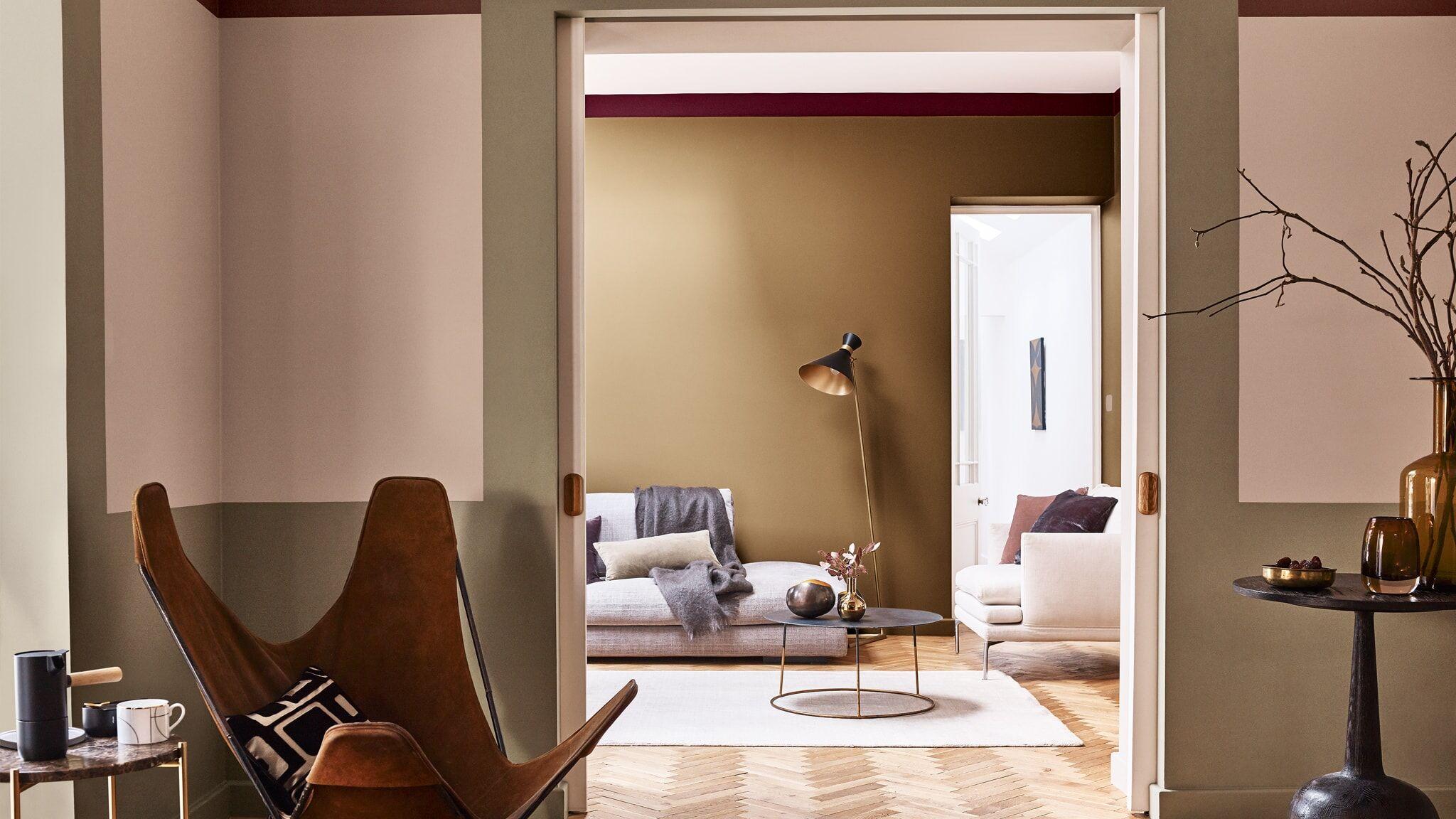 Nordsjo colour futures arets kulor 2019 en plats for att tanka vardagsrum inspiration sverige 31