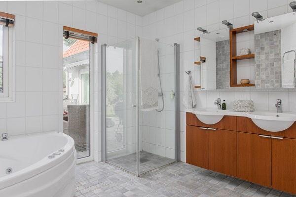 badrum före