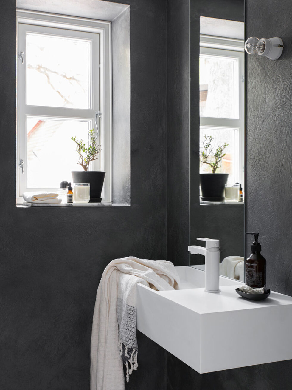 attefallshus badrum