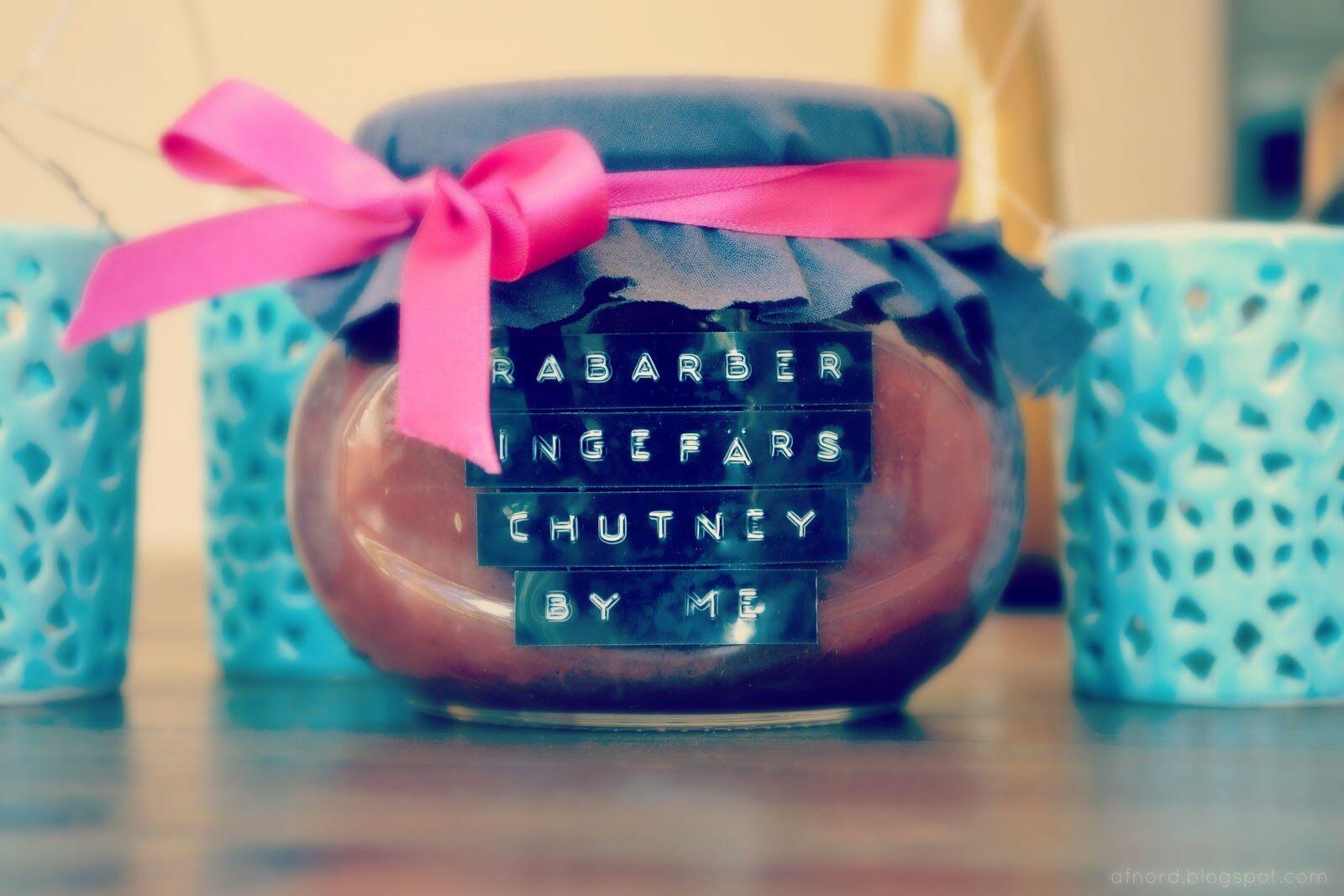 rabarber-chutney-recept