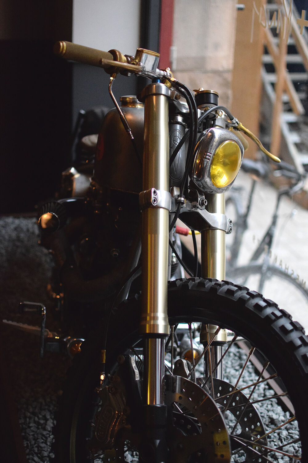 Buster + Punch_Bike