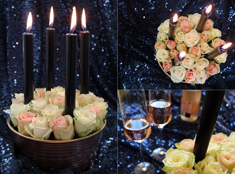Plantagen-monica-karlstein-juldukning-nyårsdukning-festdukning-bordsdukning-blå-guld