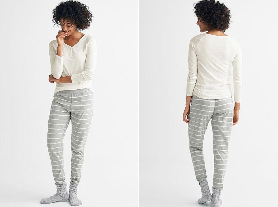 Det här min outfit 25 dagar per månad från oktober till mars. Jag skämtar inte. Plaggen (och bilderna) kommer från Ellos.