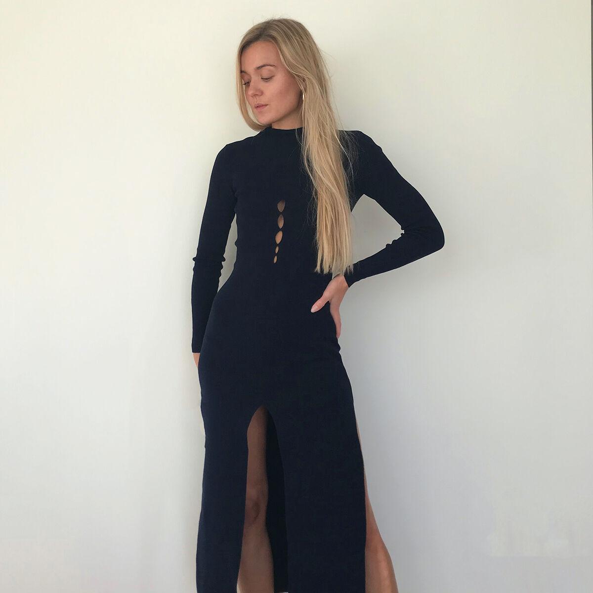 Mikaela_Jacquemus_dress