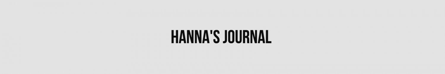 Hannas-journal