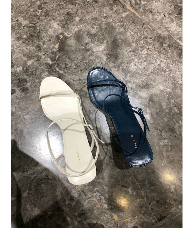 the row shoes