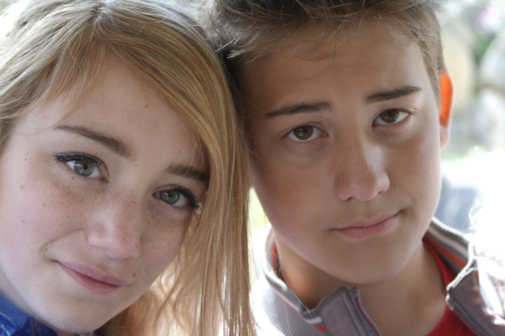 Gabriel och Cornelia