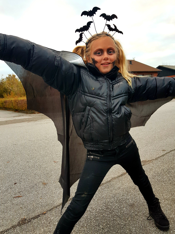 Fladdermus Halloween Mira