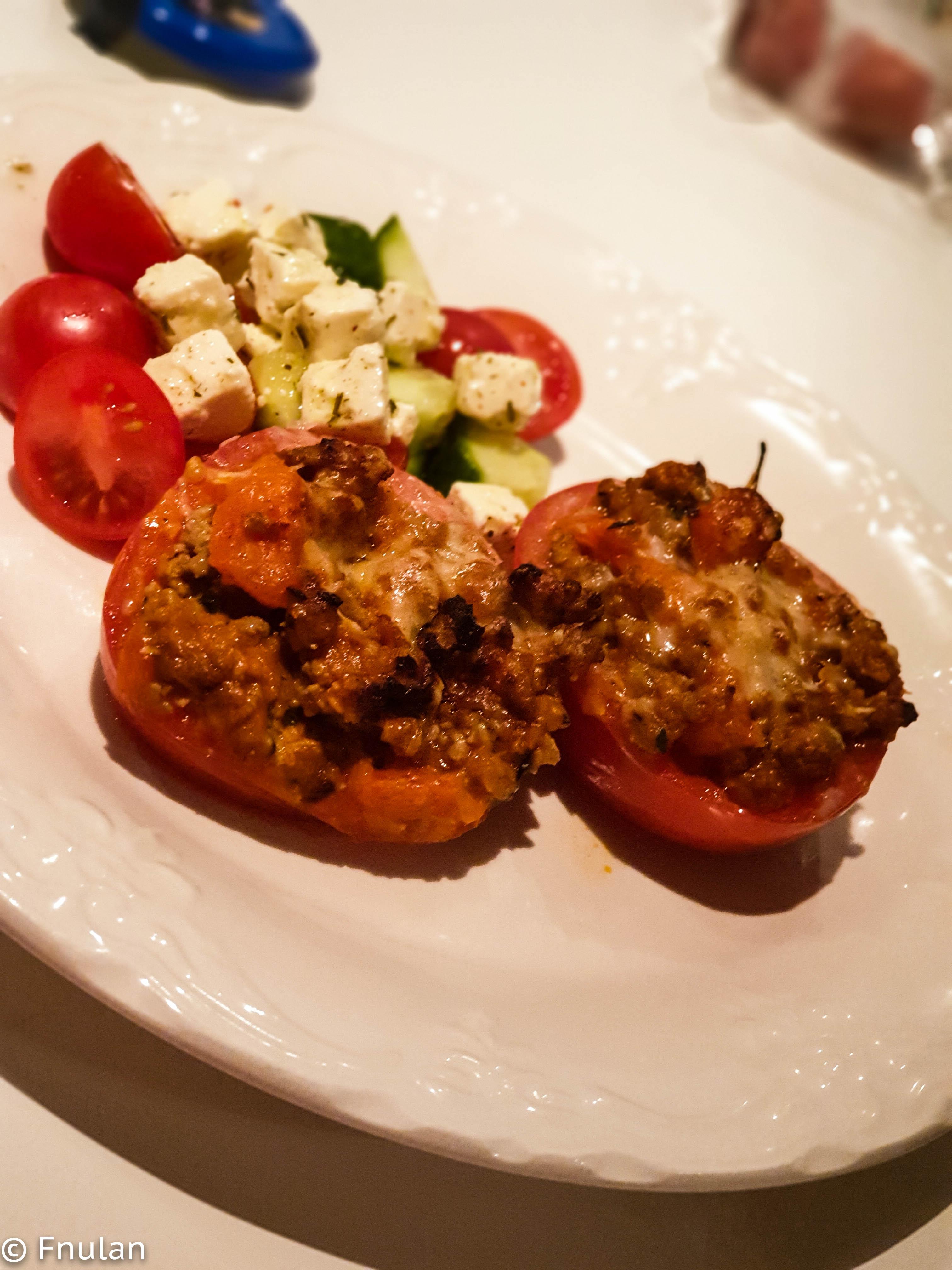 Färsfyllda tomater-8