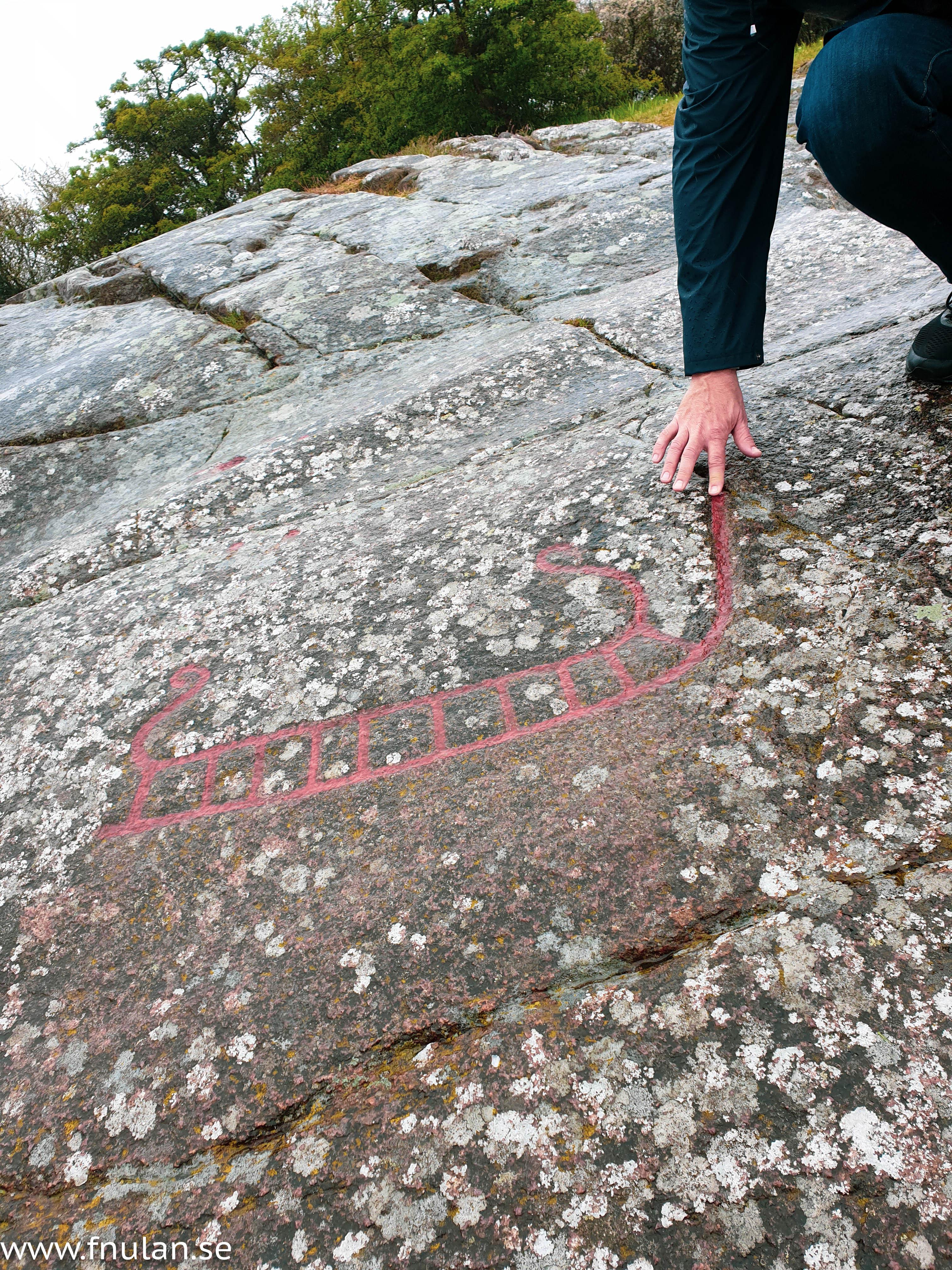 Opalsjön Hammershus Hällristningar-7