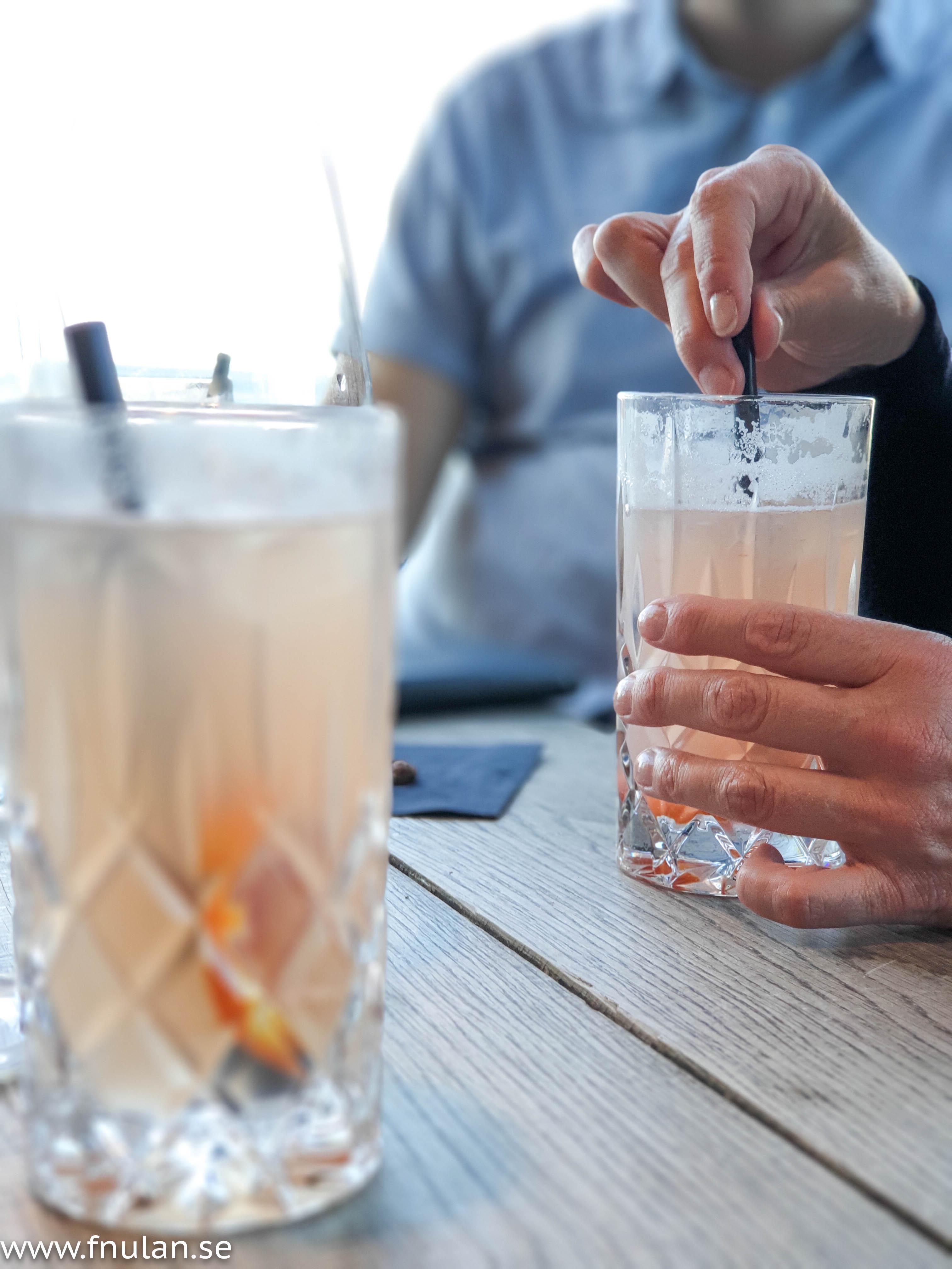 Bornholm Nordlandet drinkar