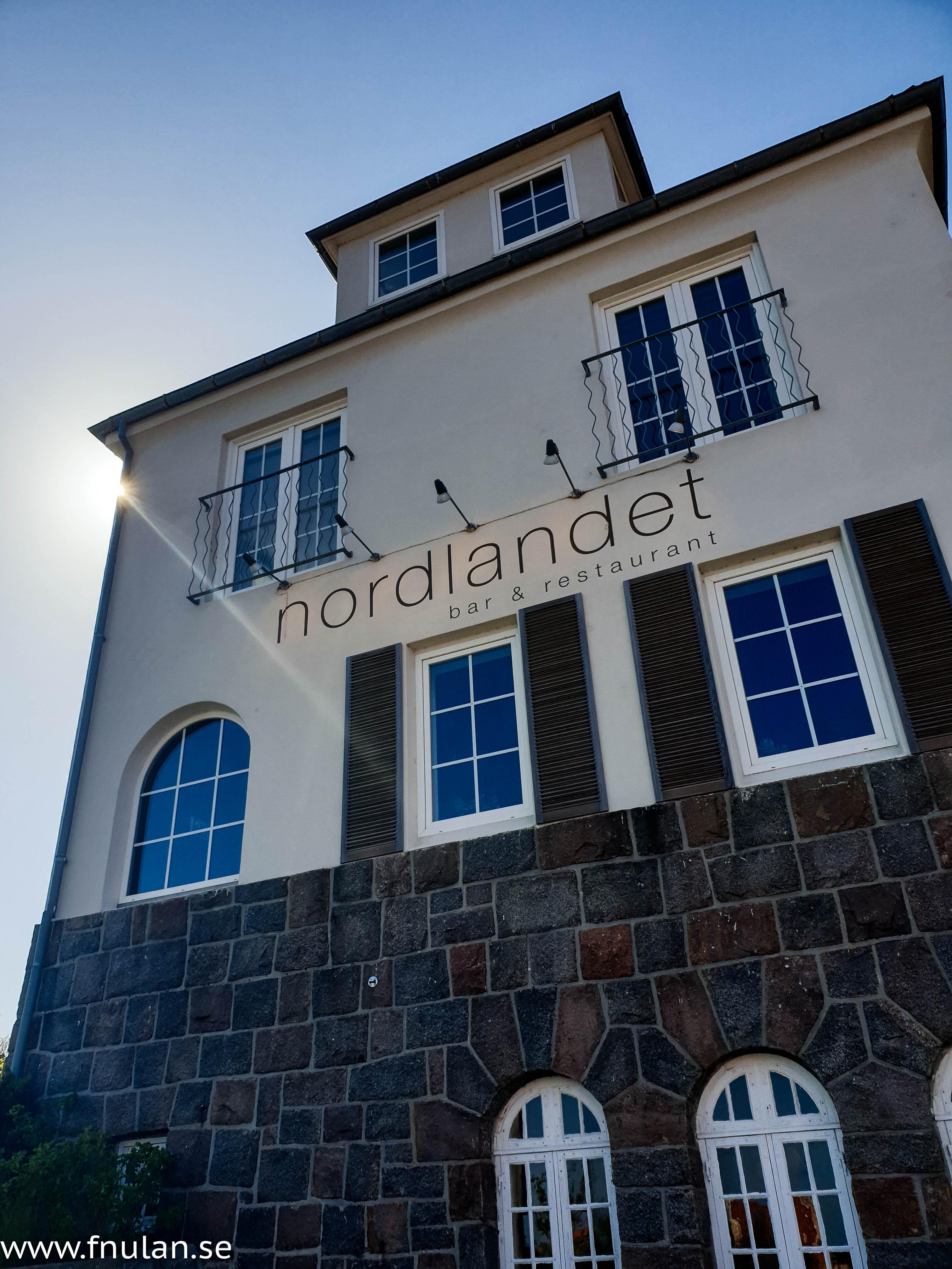 Bornholm Nordlandet hotellet