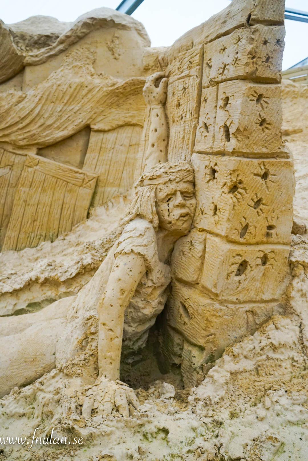 Sand skulpturen festival binz-4
