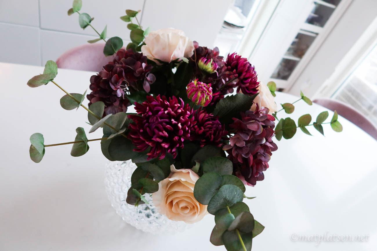 köpa billiga blommor