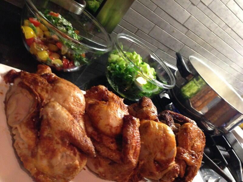 Grillad kyckling hemköp