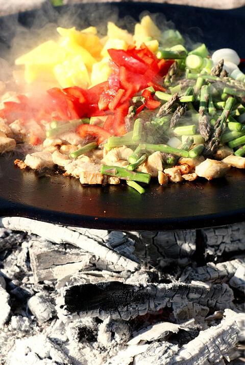 kyckling wok på muurikka