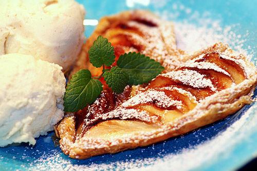äppeltarte_vaniljglass