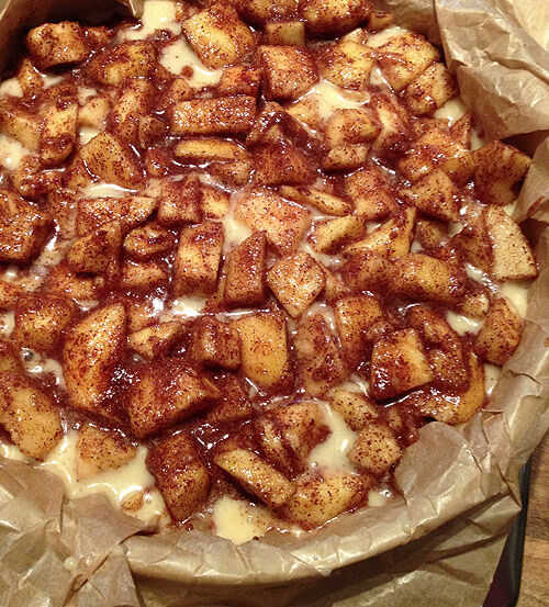 äppelkaka_världens_godaste