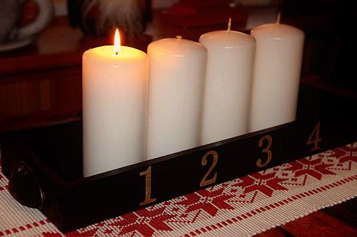 första_advent_adventsljusstake