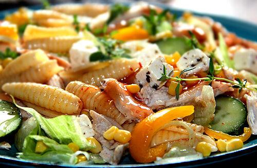 pastasallad_recept_kycklingsallad