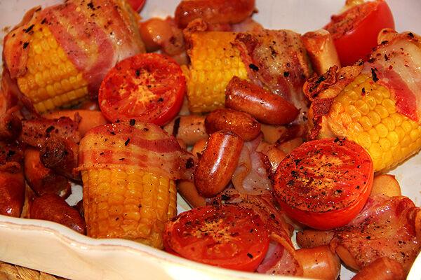 lättlagat_middagstips_korv_bacon