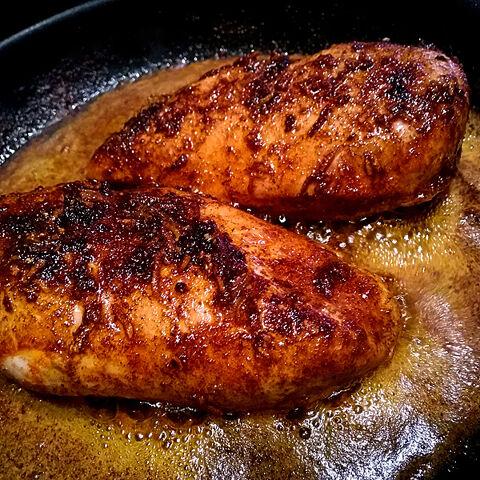 Tillaga kycklingfile
