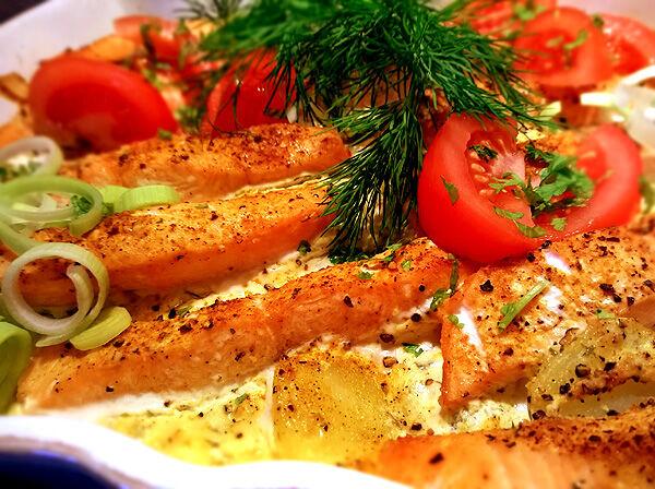 lax_recept_potatis_kokt_dill_fisksås_sås_gratäng_fiskgratäng_middagstips
