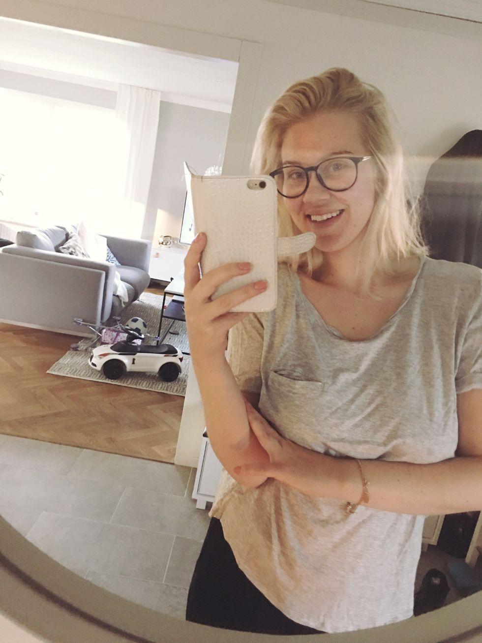 blondinbella, vardag