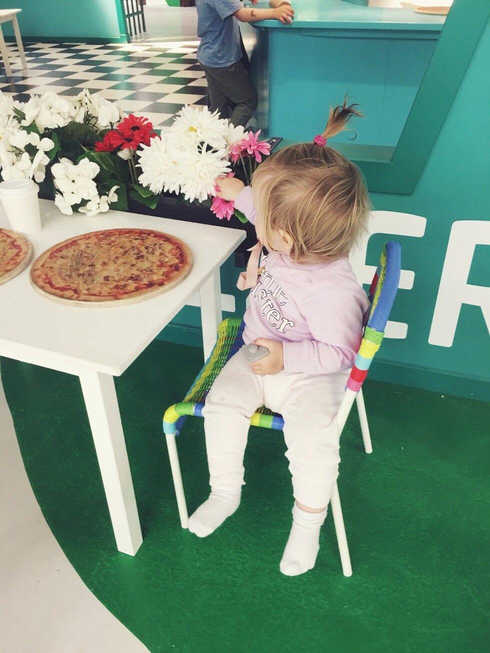 blondinbella sally pizza