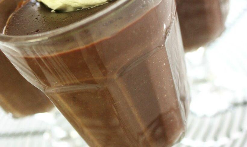 chokladpudding maizena