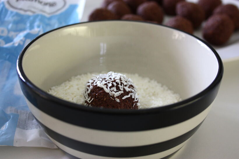 Vanliga chokladbollar