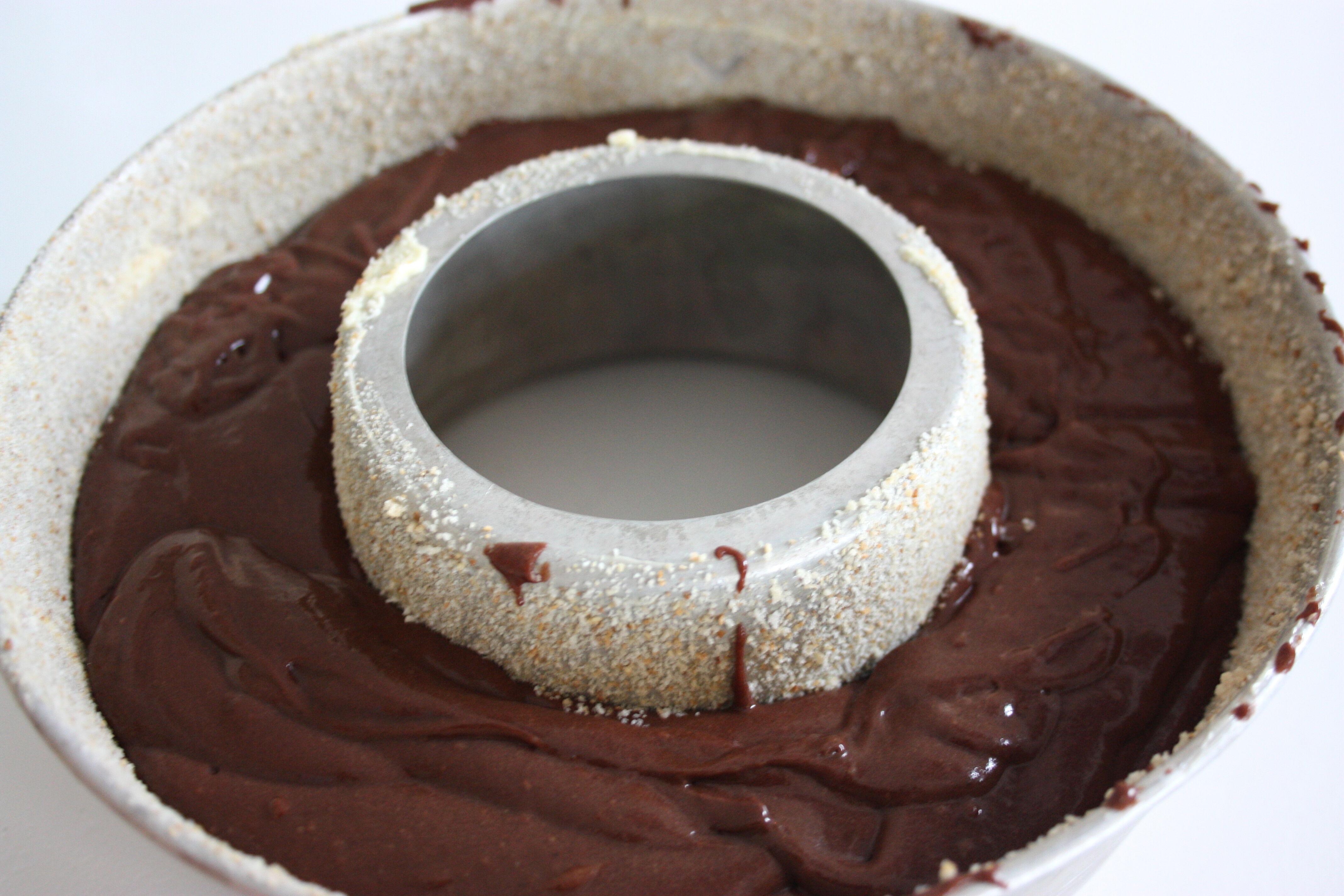 chokladkaka form