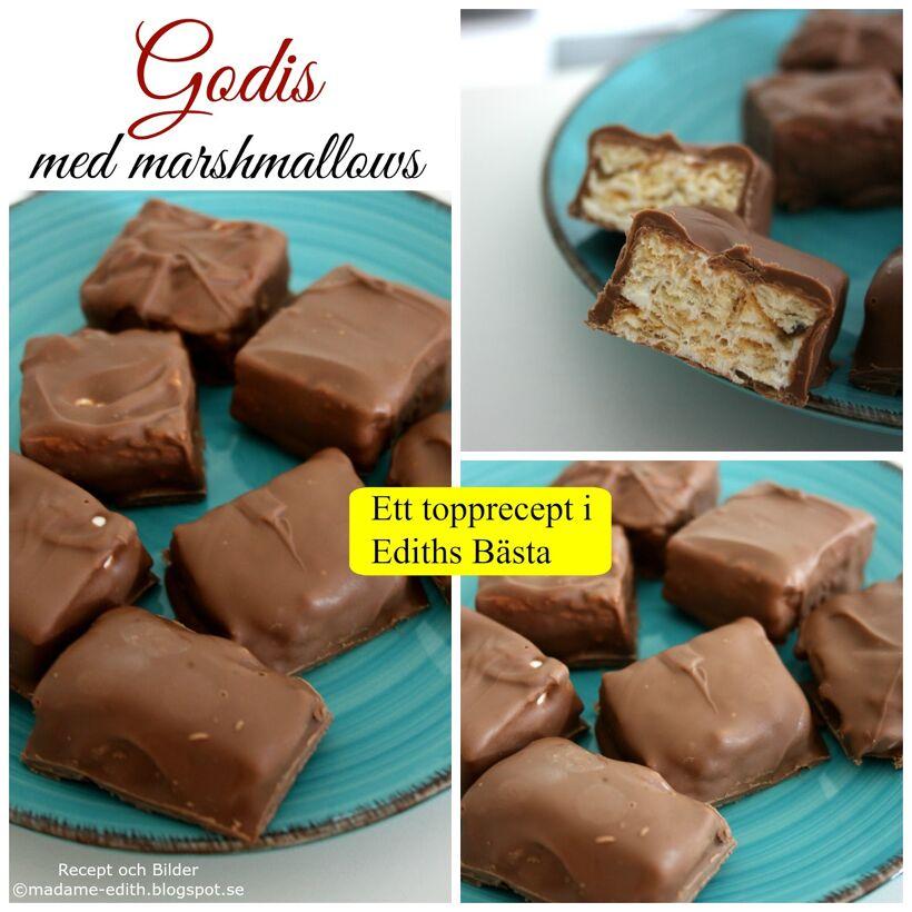 Godis marshmallows 1