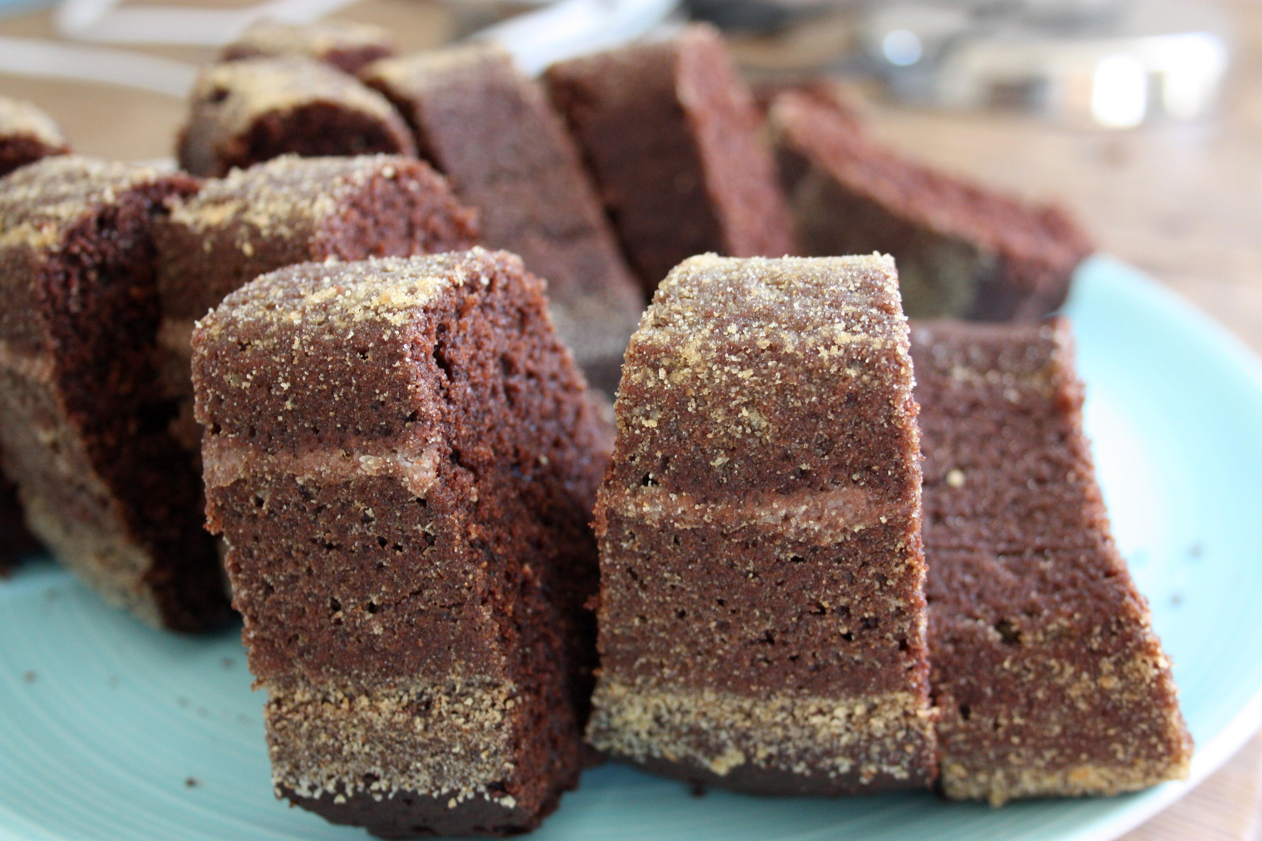 saftig chokladsockerkaka