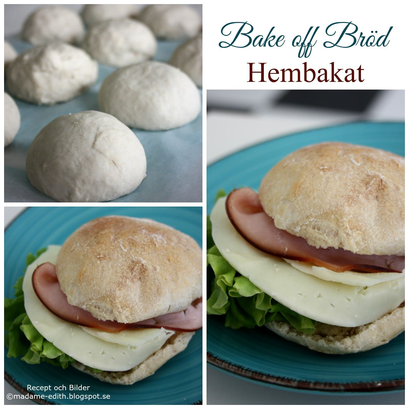 bake of bröd