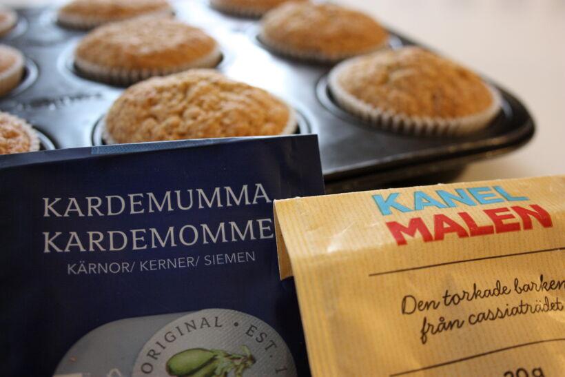 kanelmuffins
