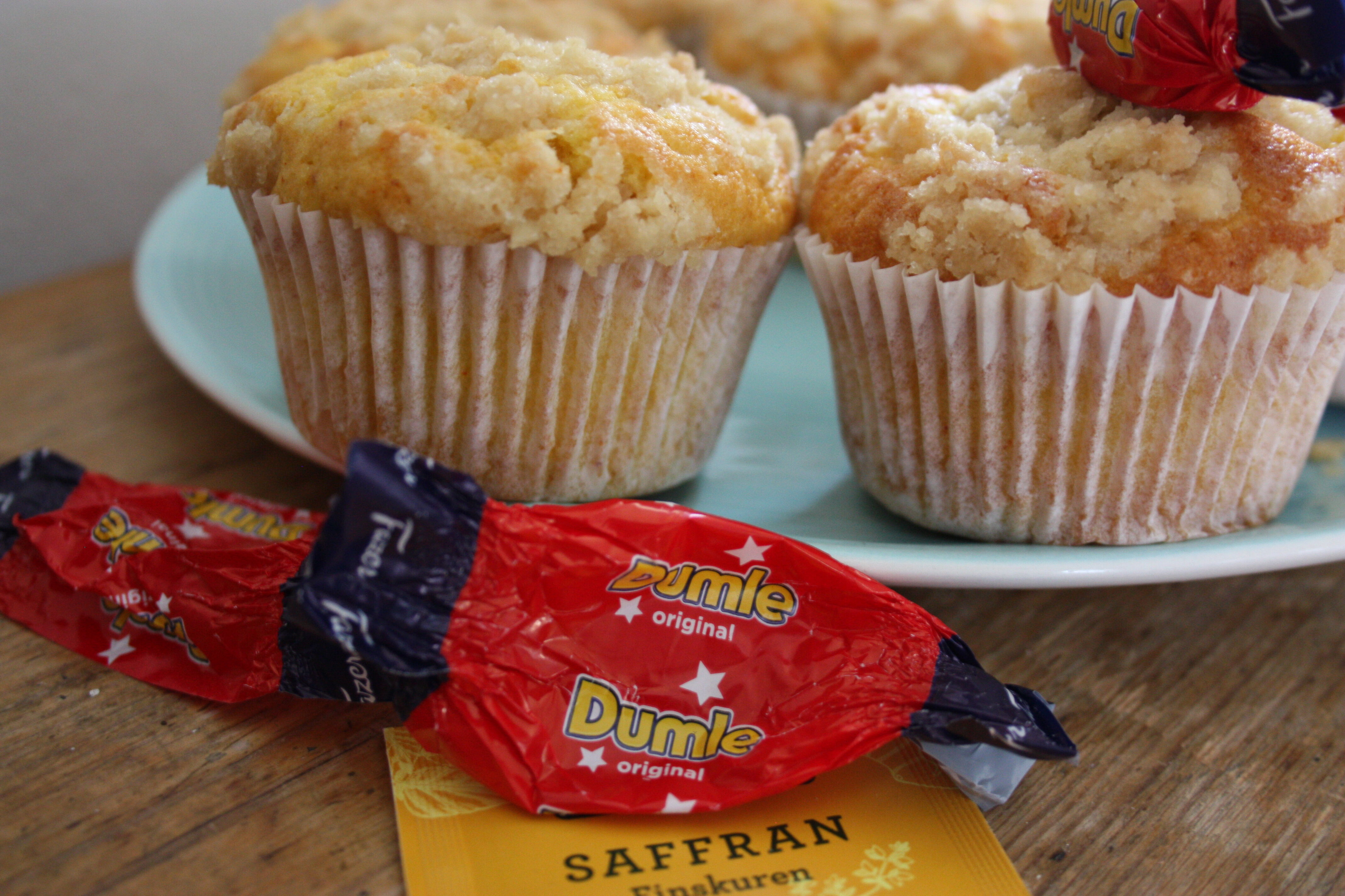 muffins dumle