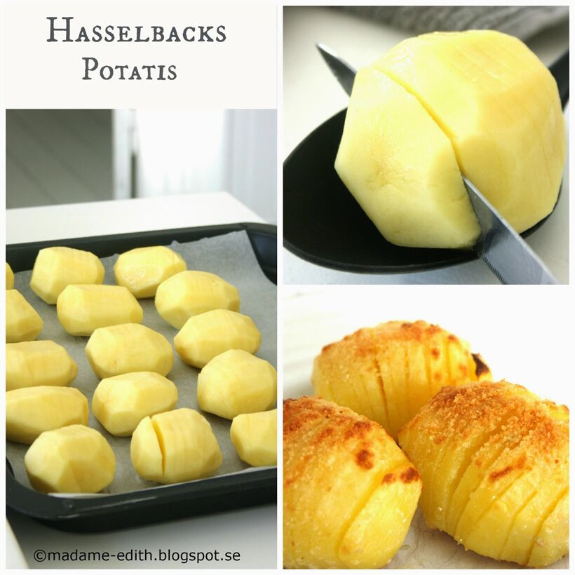 hasselbackspotatis