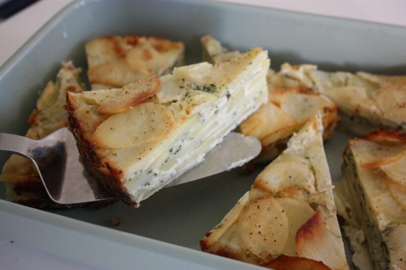 tårta potatis