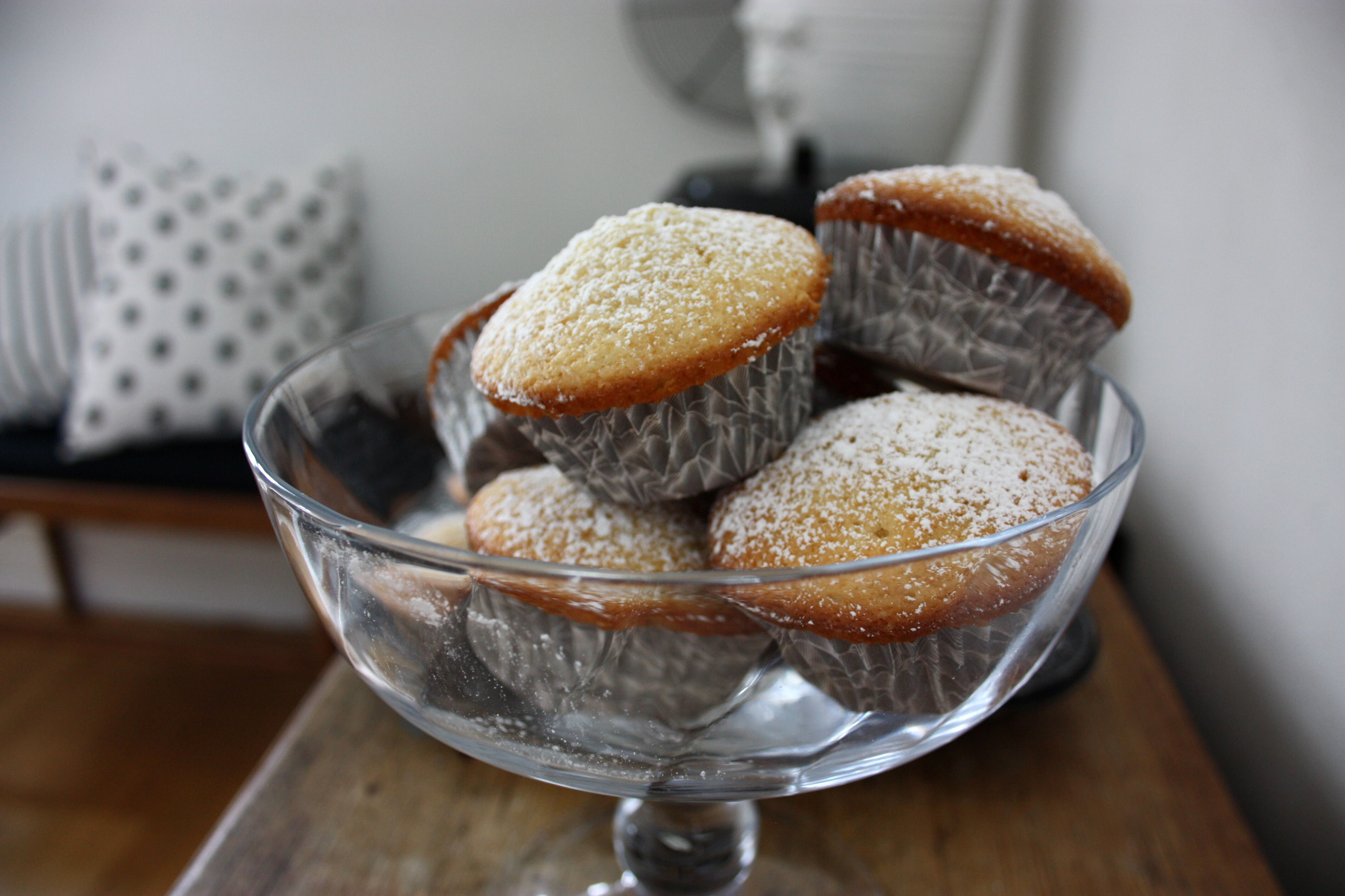 5 minuters muffins