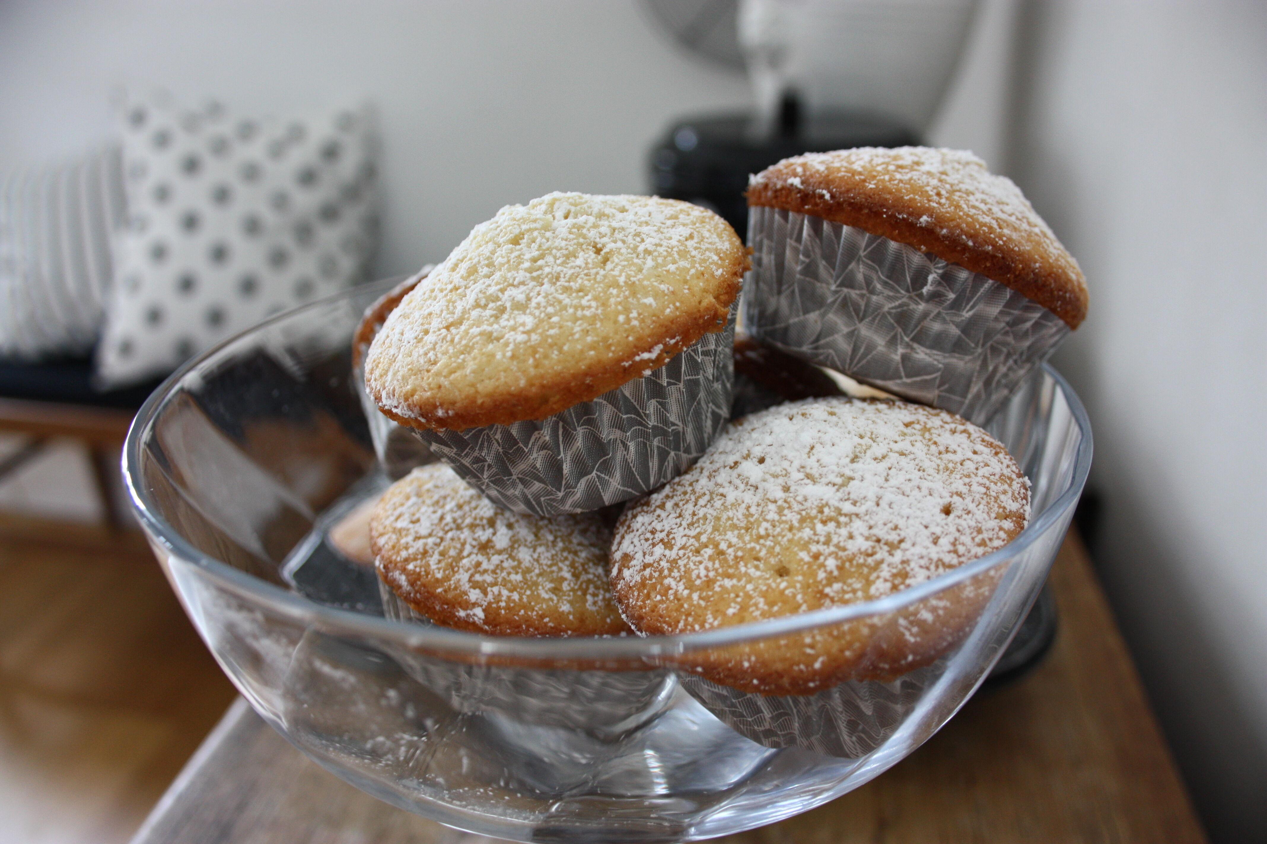enkla muffins
