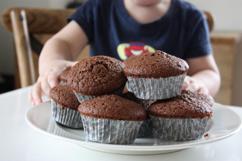muffins barnkalas