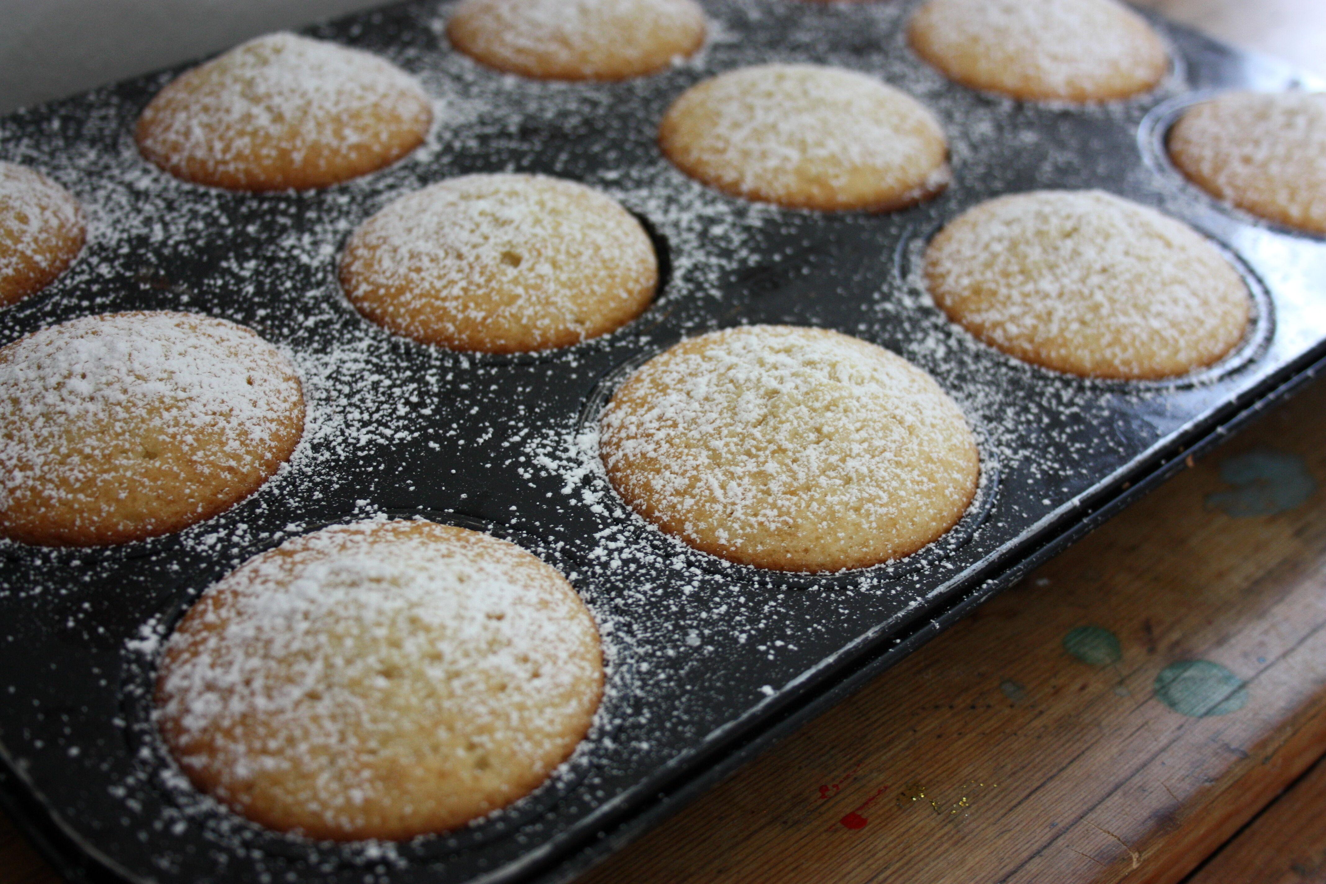 snabba muffins