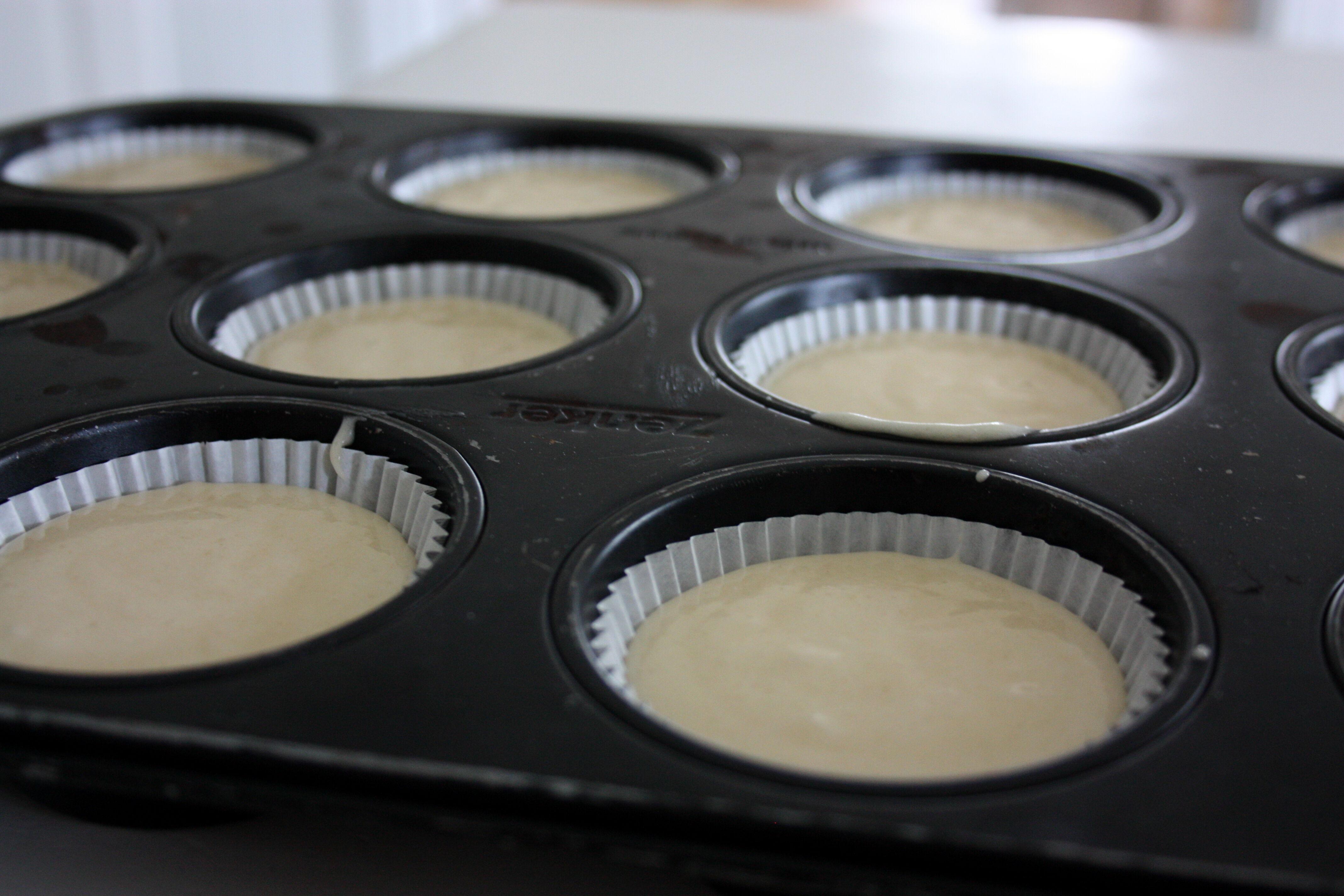 vanliga muffins