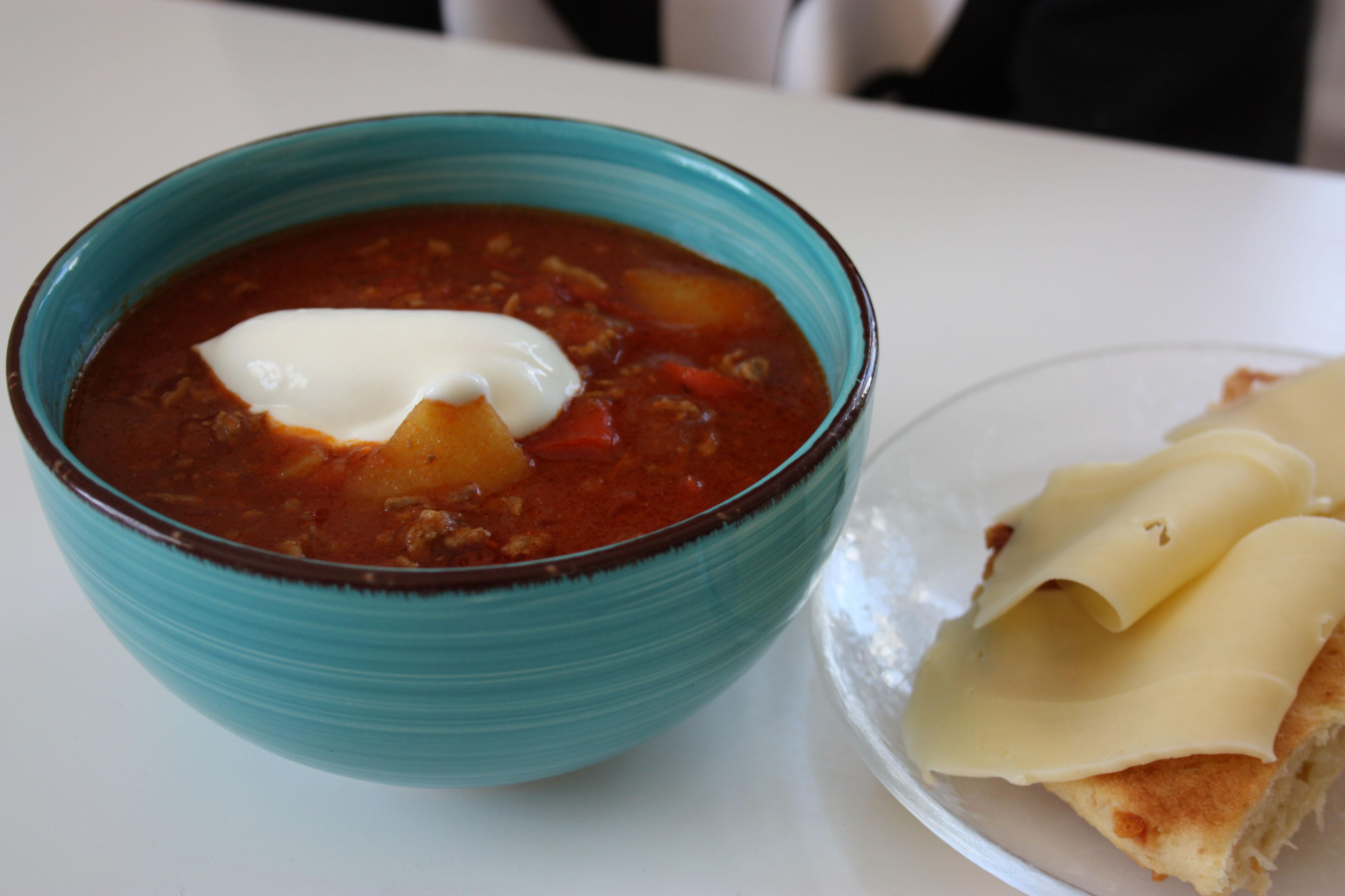 godaste soppa