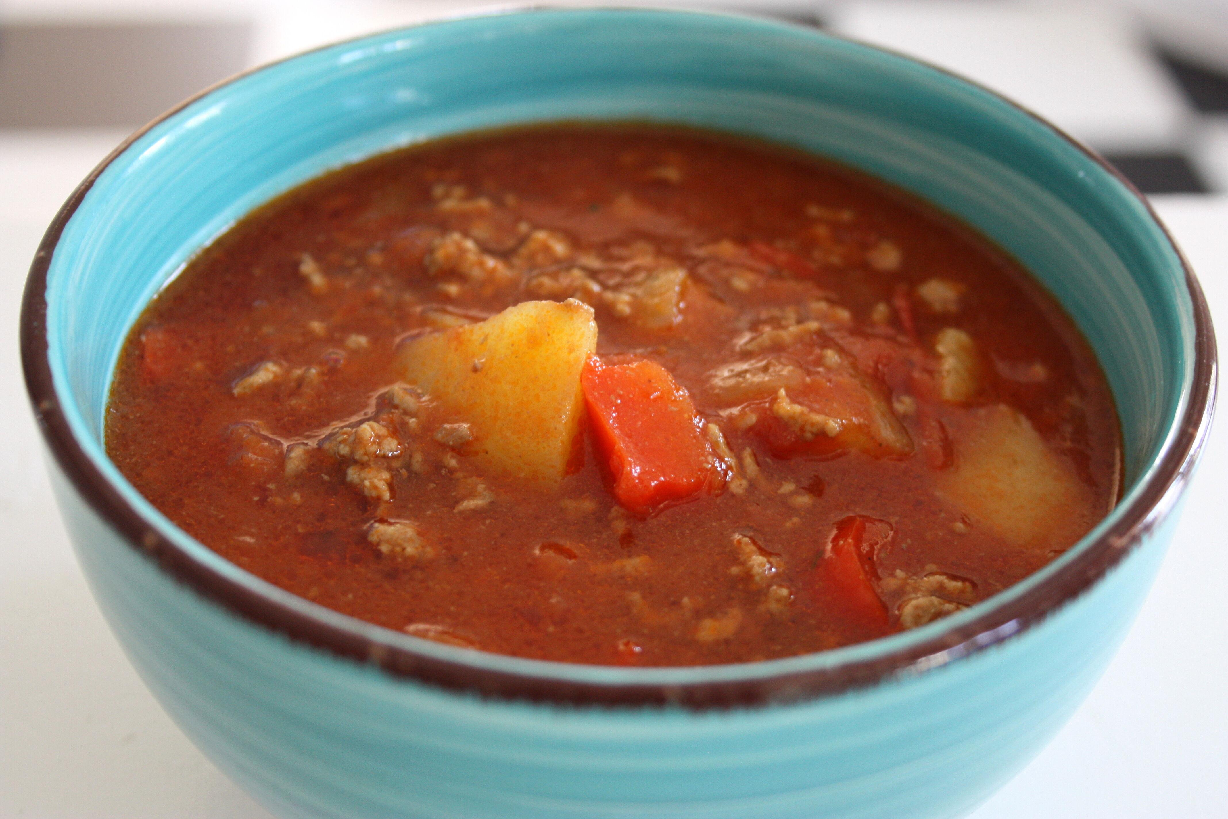 gulasch soppa