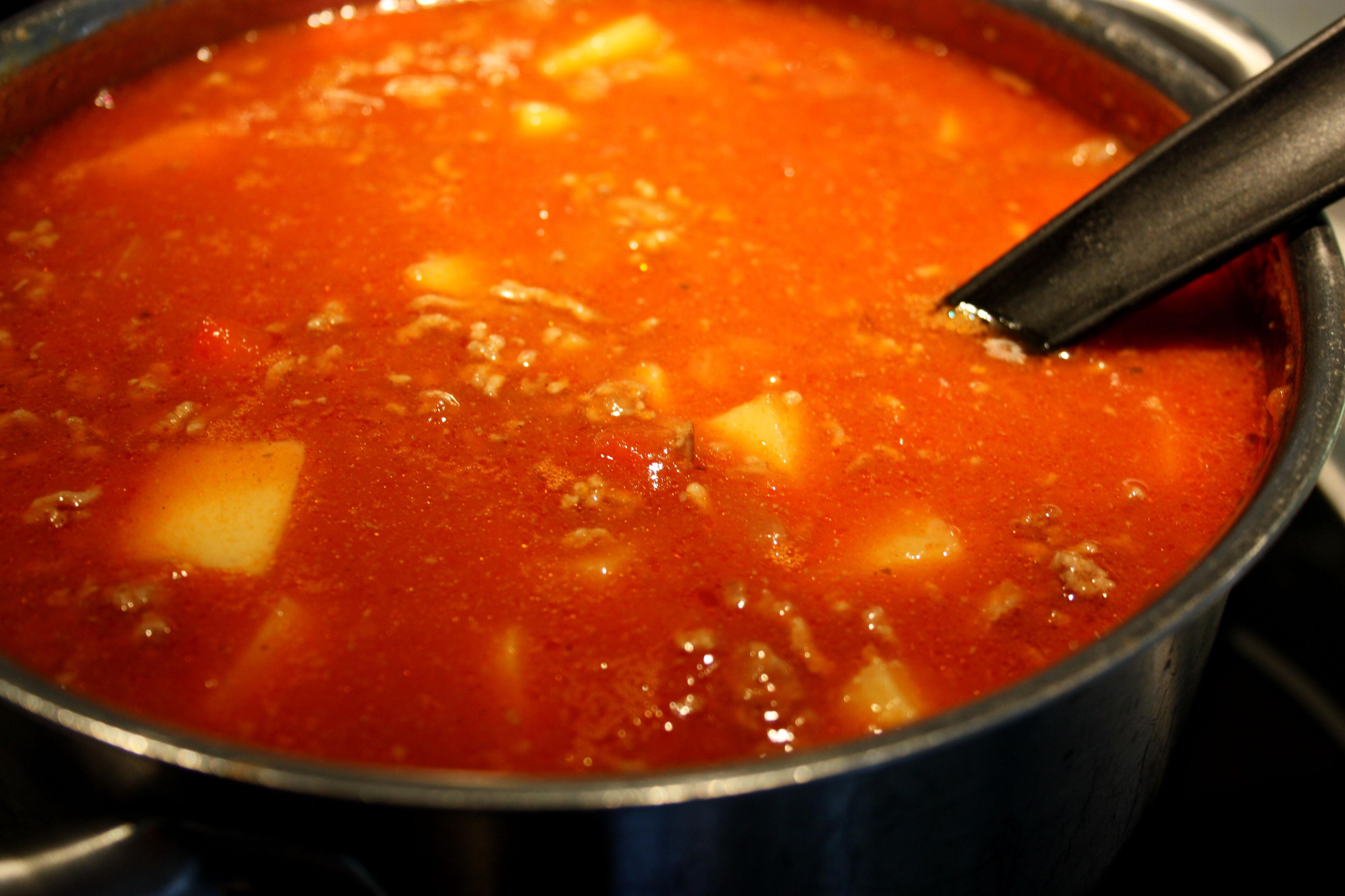 gulaschsoppa