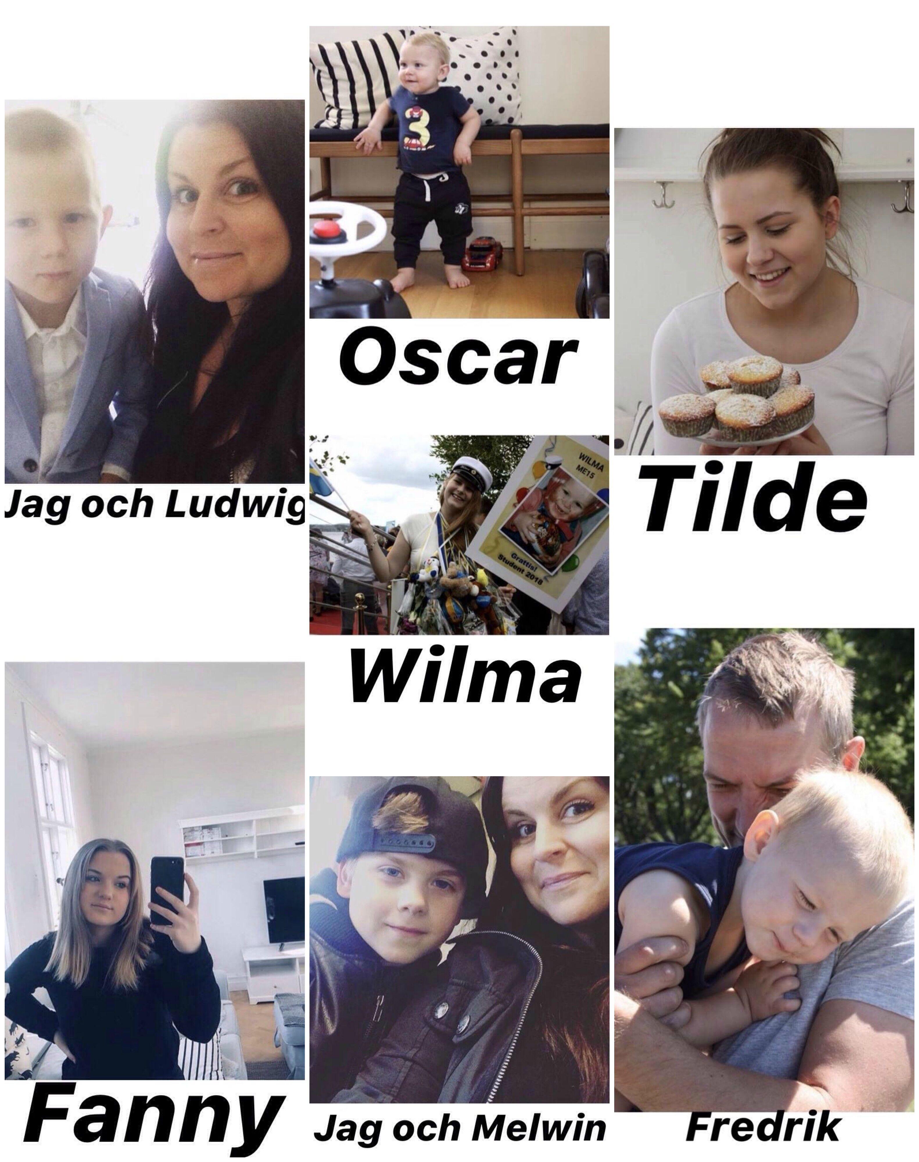 madame edith familj